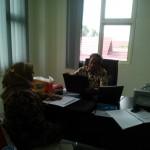Ketua LSP Lagi di Audit Auditor BNSP Bapak Slamet